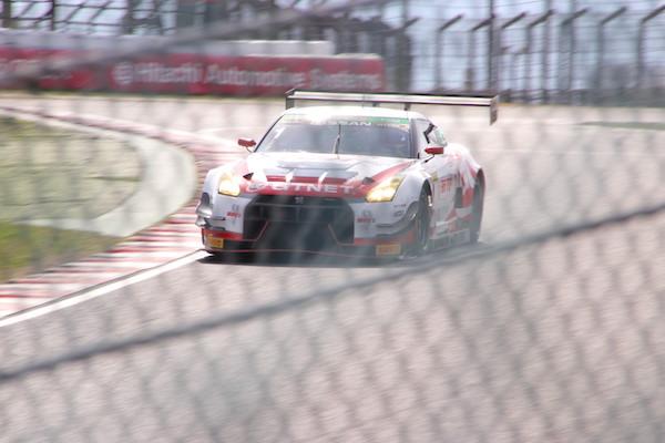 2019年スーパー耐久開幕戦鈴鹿のゼッケン1 GTNET GT-R GT3の写真