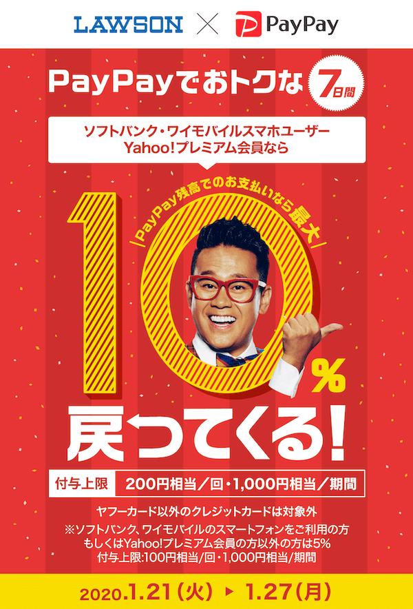 大阪オートメッセ2020のチケットがお得に買えるPayPayの写真